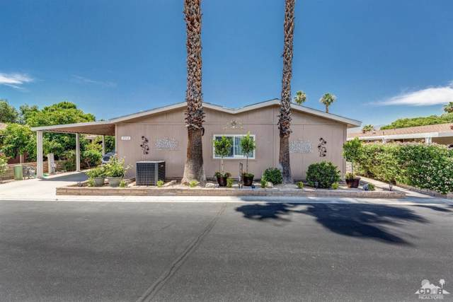 73450 Country Club Drive #352, Palm Desert, CA 92260 (MLS #219022735) :: Hacienda Group Inc