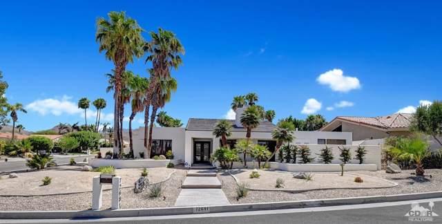 72691 Spyglass Lane, Palm Desert, CA 92260 (MLS #219022787) :: The John Jay Group - Bennion Deville Homes