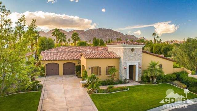 55215 Medallist Drive, La Quinta, CA 92253 (MLS #219022987) :: The Jelmberg Team