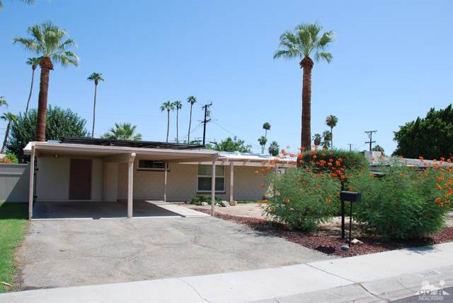 74106 Velardo Drive, Palm Desert, CA 92260 (MLS #219023233) :: Brad Schmett Real Estate Group