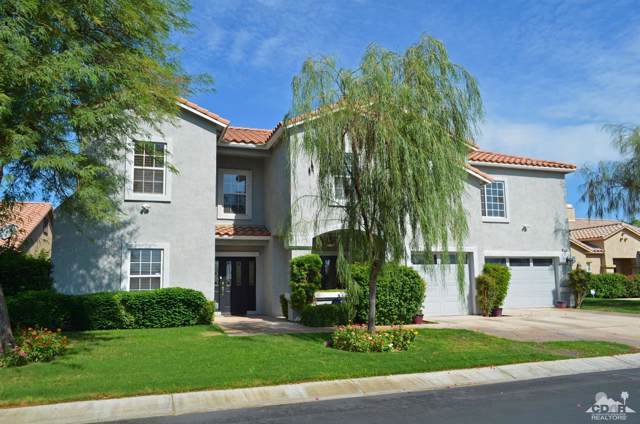 45869 Meadow Lake Drive, Indio, CA 92201 (MLS #219023367) :: The John Jay Group - Bennion Deville Homes