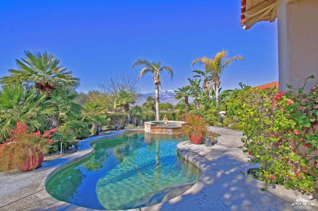 212 Loch Lomond Road, Rancho Mirage, CA 92270 (MLS #219023731) :: Hacienda Agency Inc