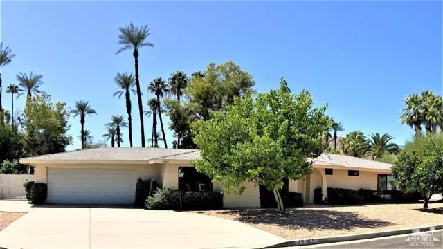 70355 Cobb Road, Rancho Mirage, CA 92270 (MLS #219023817) :: Hacienda Agency Inc