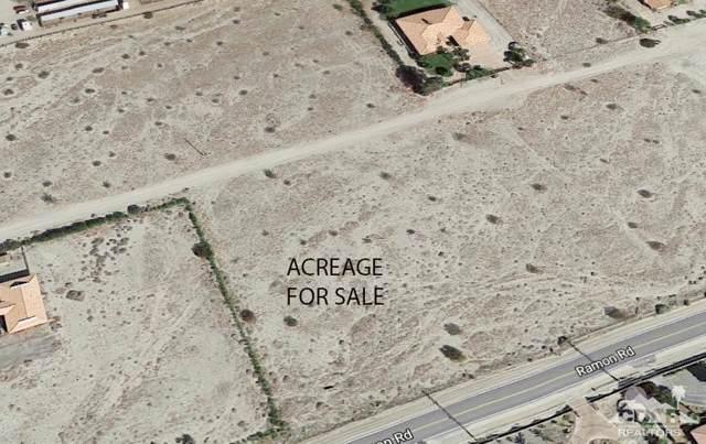 0 Ramon Road, Thousand Palms, CA 92276 (MLS #219024271) :: Brad Schmett Real Estate Group