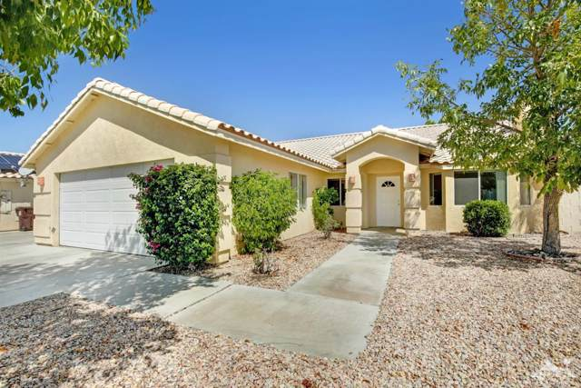 31222 Neuma Drive, Cathedral City, CA 92234 (MLS #219024513) :: Hacienda Agency Inc
