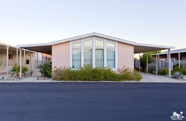 74711 Dillon Road #560, Desert Hot Springs, CA 92241 (MLS #219024549) :: Hacienda Agency Inc