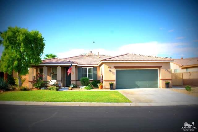 80306 Whitehaven Drive, Indio, CA 92203 (MLS #219024675) :: Hacienda Agency Inc