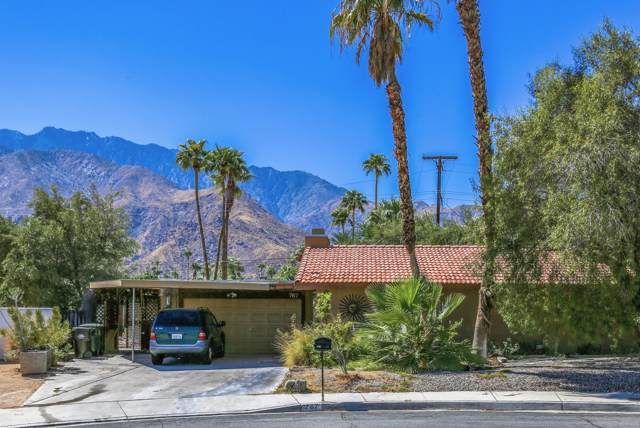 767 E El Escudero, Palm Springs, CA 92262 (MLS #219030008) :: The John Jay Group - Bennion Deville Homes