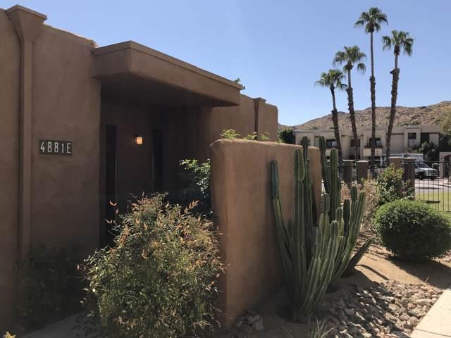 4881 S Winners Circle, Palm Springs, CA 92264 (MLS #219030011) :: The John Jay Group - Bennion Deville Homes