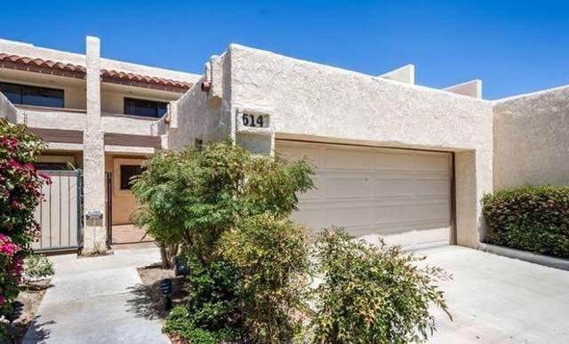 614 Violeta Drive, Palm Springs, CA 92262 (MLS #219030021) :: The John Jay Group - Bennion Deville Homes