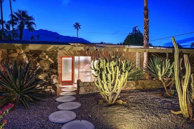 217 N Monterey Road, Palm Springs, CA 92262 (MLS #219030050) :: The Sandi Phillips Team