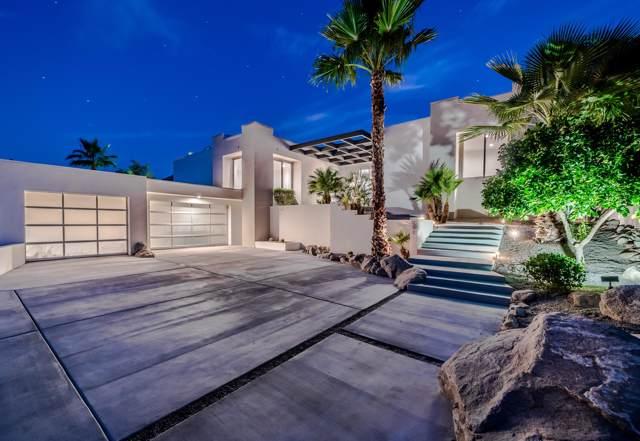 599 Camino Calidad, Palm Springs, CA 92264 (MLS #219030058) :: Deirdre Coit and Associates