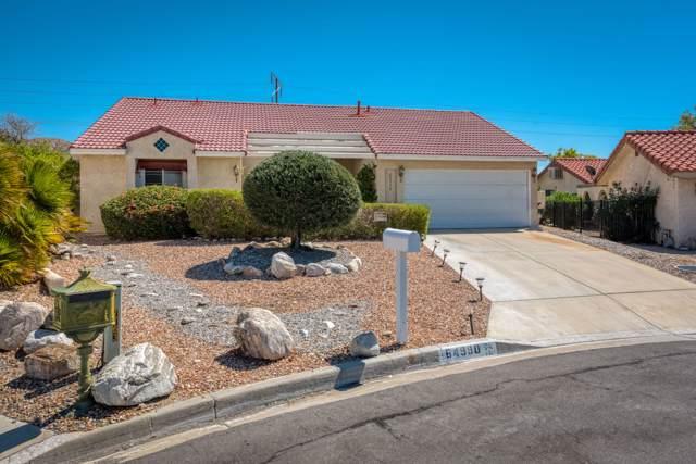 64990 Egan Court, Desert Hot Springs, CA 92240 (MLS #219030068) :: The John Jay Group - Bennion Deville Homes