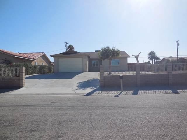 16566 Avenida Mirola, Desert Hot Springs, CA 92240 (MLS #219030073) :: Deirdre Coit and Associates