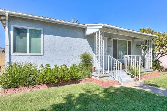 521 W Gleason Street, Monterey Park, CA 91754 (MLS #219030078) :: The John Jay Group - Bennion Deville Homes