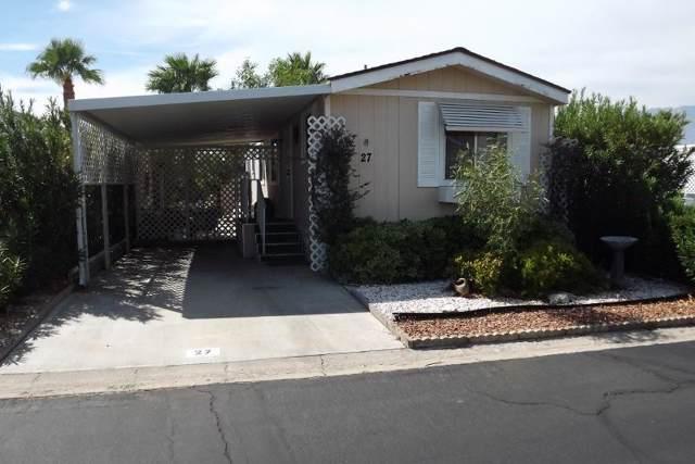 15500 Bubbling Wells #27, Desert Hot Springs, CA 92240 (MLS #219030133) :: Deirdre Coit and Associates