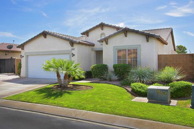 83359 Greenbrier Drive, Indio, CA 92203 (MLS #219030192) :: Deirdre Coit and Associates