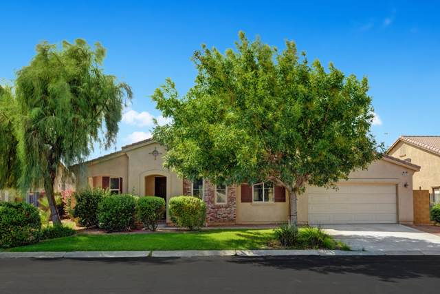 83925 Charro Drive, Indio, CA 92203 (MLS #219030241) :: The John Jay Group - Bennion Deville Homes