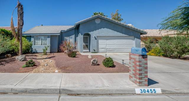 30455 Avenida Del Yermo, Cathedral City, CA 92234 (MLS #219030242) :: The John Jay Group - Bennion Deville Homes