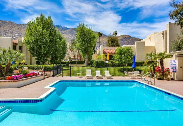 413 N Calle Alvarado, Palm Springs, CA 92262 (MLS #219030249) :: Bennion Deville Homes