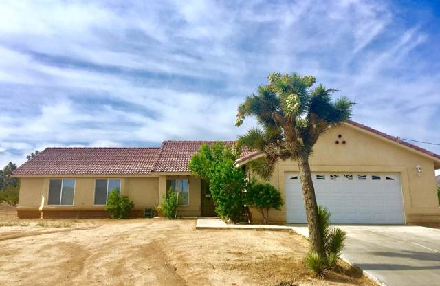 57837 Yucca Trail Trail, Yucca Valley, CA 92284 (MLS #219030255) :: The Jelmberg Team