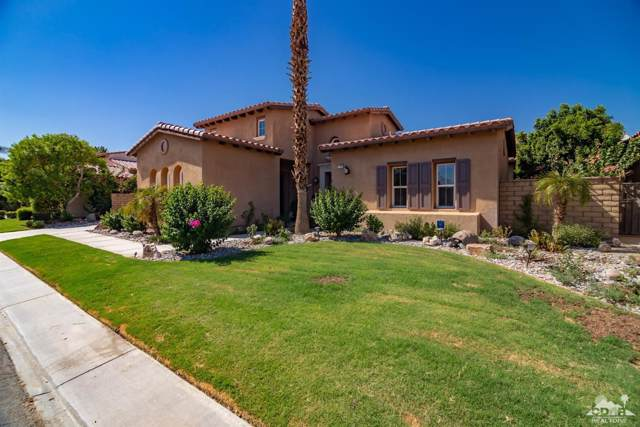 81580 Rancho Santana Drive, La Quinta, CA 92253 (MLS #219030261) :: The Sandi Phillips Team