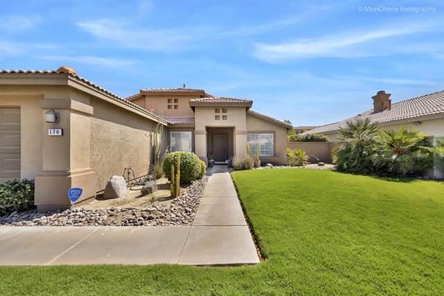 170 Via San Nicolo, Palm Desert, CA 92260 (MLS #219030277) :: Brad Schmett Real Estate Group