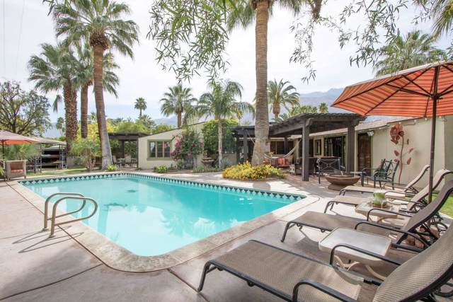 1222 Tamarisk Road, Palm Springs, CA 92262 (MLS #219030279) :: The Sandi Phillips Team