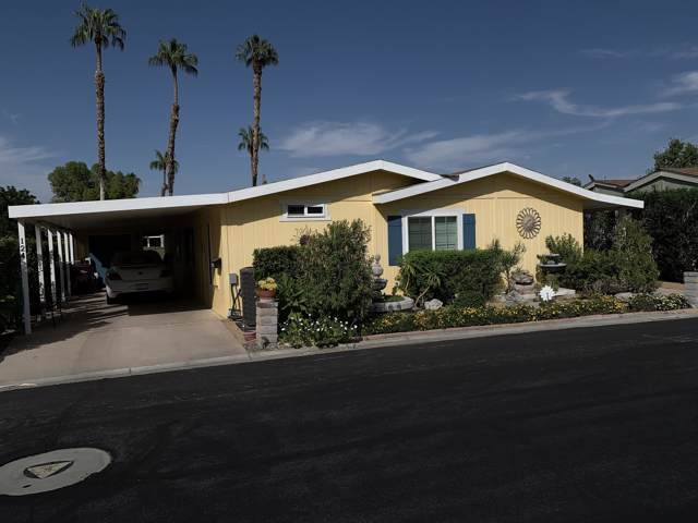 73450 Country Club Dr Drive #124, Palm Desert, CA 92260 (MLS #219030285) :: The Sandi Phillips Team