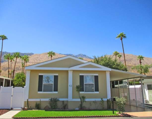 52 Sahara Street, Palm Springs, CA 92264 (MLS #219030293) :: Brad Schmett Real Estate Group