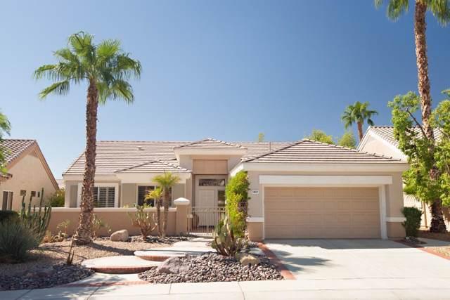 78697 Cimmaron Canyon, Palm Desert, CA 92211 (MLS #219030316) :: The Jelmberg Team