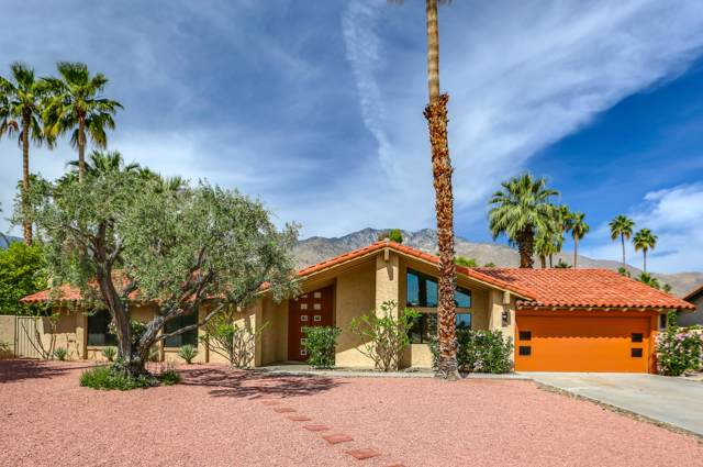 2325 E El Chorro Way, Palm Springs, CA 92264 (MLS #219030317) :: Brad Schmett Real Estate Group