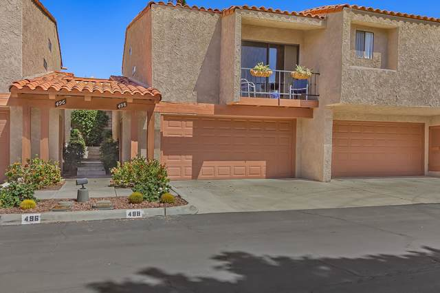 498 E Calle Begonia, Palm Springs, CA 92262 (MLS #219030319) :: The Jelmberg Team