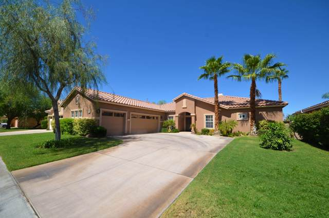 80274 Green Hills Drive, Indio, CA 92201 (MLS #219030329) :: Desert Area Homes For Sale
