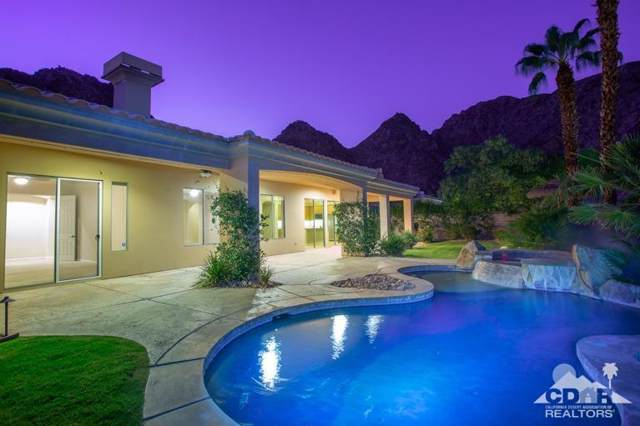 47760 Stillwater Drive, La Quinta, CA 92253 (MLS #219030357) :: The Jelmberg Team