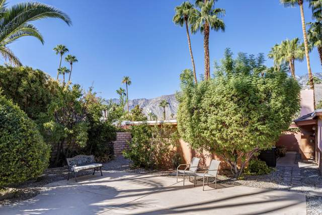 1244 S San Mateo Drive, Palm Springs, CA 92264 (MLS #219030373) :: The Jelmberg Team
