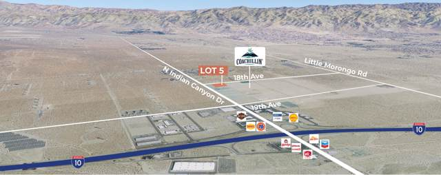 18-085 Blue Dream Crossing, Desert Hot Springs, CA 92240 (MLS #219030381) :: The Jelmberg Team