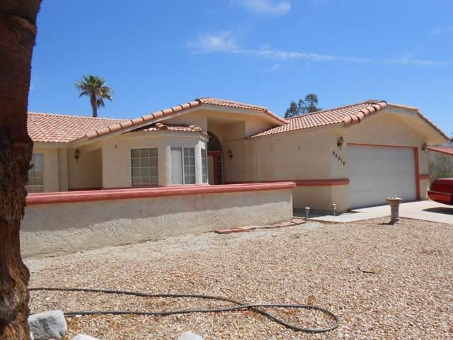 64310 Spyglass Avenue, Desert Hot Springs, CA 92240 (MLS #219030382) :: The Jelmberg Team