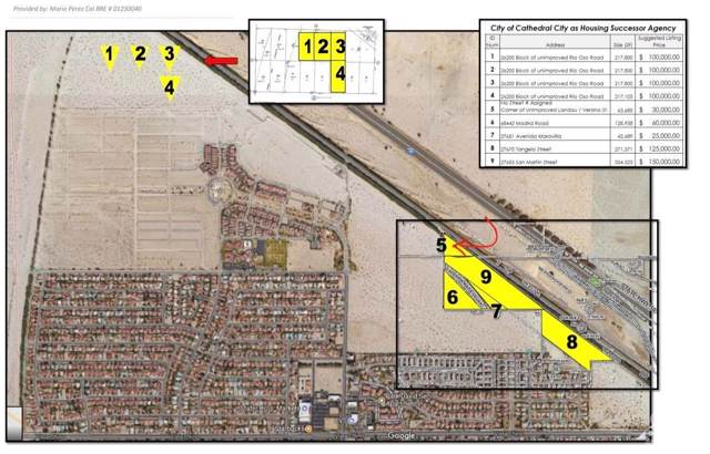0 Verano, Cathedral City, CA 92234 (MLS #219030425) :: Brad Schmett Real Estate Group