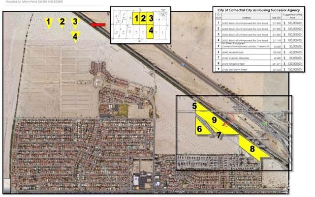 0 San Martin Street, Cathedral City, CA 92234 (MLS #219030430) :: Brad Schmett Real Estate Group