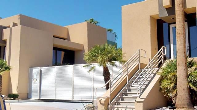 100 E Stevens Road, Palm Springs, CA 92262 (MLS #219030476) :: The John Jay Group - Bennion Deville Homes