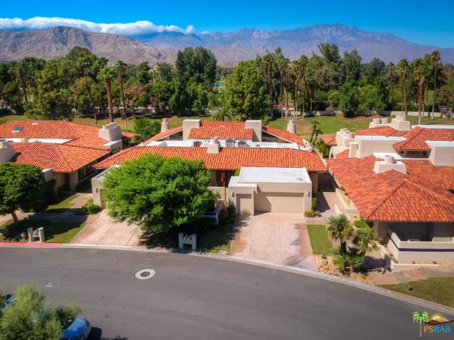 31 Kavenish Drive, Rancho Mirage, CA 92270 (MLS #219030479) :: The John Jay Group - Bennion Deville Homes
