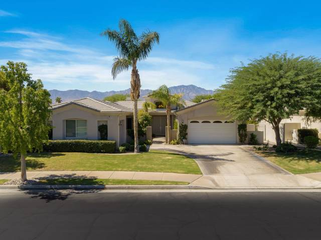 3 Champagne Circle, Rancho Mirage, CA 92270 (MLS #219030518) :: The John Jay Group - Bennion Deville Homes