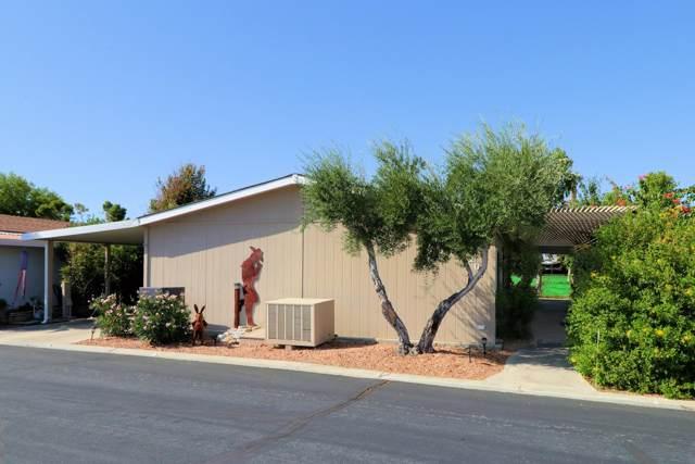 73450 Country Club Drive #207, Palm Desert, CA 92260 (MLS #219030546) :: The Sandi Phillips Team