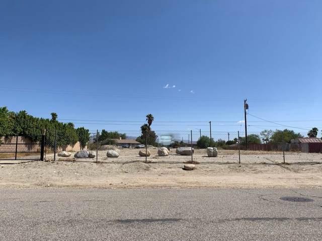 00 Las Flores Way, Thousand Palms, CA 92276 (MLS #219030555) :: Brad Schmett Real Estate Group