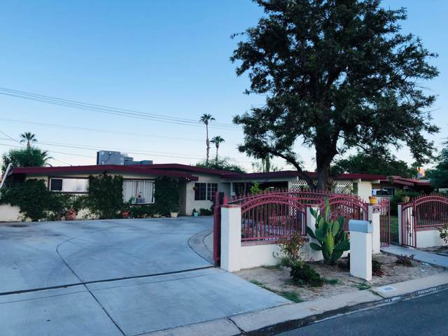 886 S Calle Paul, Palm Springs, CA 92264 (MLS #219030662) :: The Sandi Phillips Team