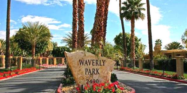 4781 S Winners Circle, Palm Springs, CA 92264 (MLS #219030764) :: The John Jay Group - Bennion Deville Homes