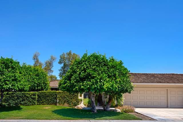 42 Lafayette Drive, Rancho Mirage, CA 92270 (MLS #219030769) :: The Sandi Phillips Team