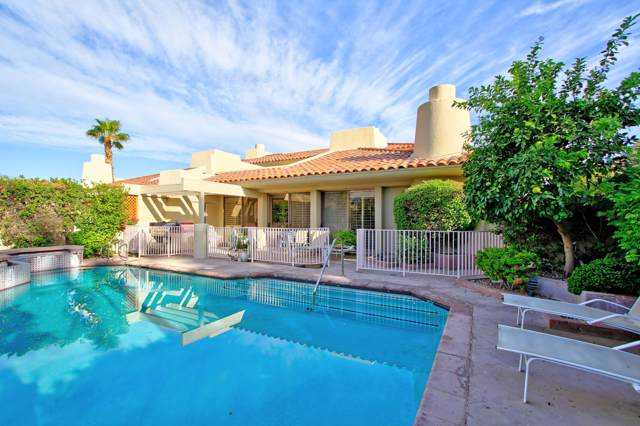 52 N Kavenish Drive, Rancho Mirage, CA 92270 (MLS #219030773) :: The John Jay Group - Bennion Deville Homes