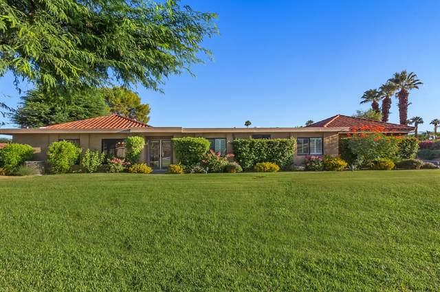 89 La Ronda Drive, Rancho Mirage, CA 92270 (MLS #219030784) :: The Sandi Phillips Team